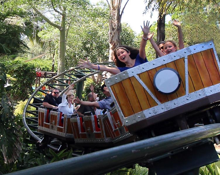 LEGOLAND California, Coaster Ride