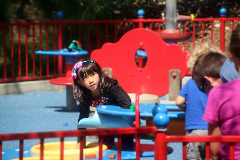 LEGOLAND California, Playground