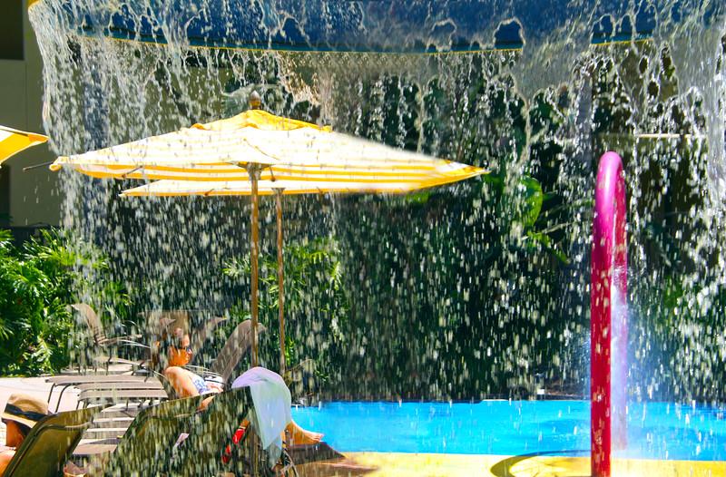 Grand Pacific Palisades Resort, Carlsbad California Children's Area., Water Magic