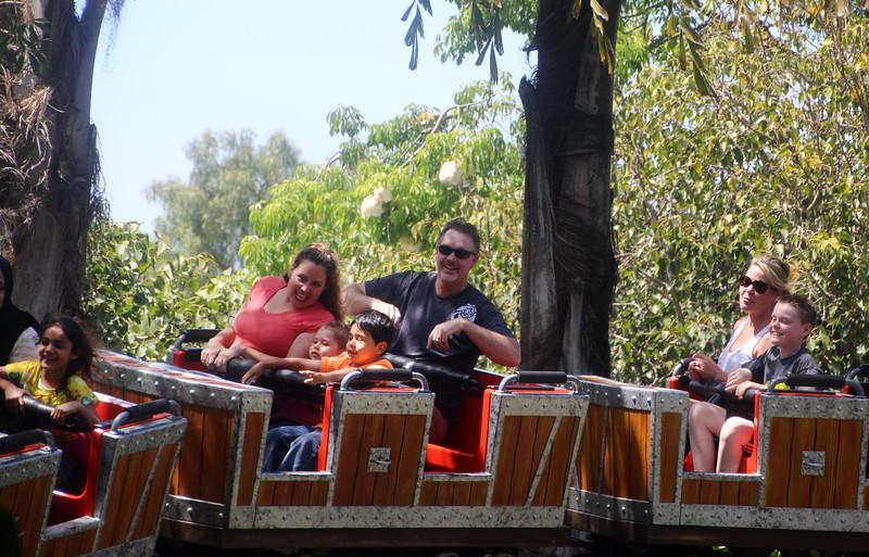 LEGOLAND California, Family Roller Coaster Fun
