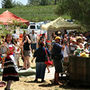 Menghini Winery Grape Stomp in Julian California