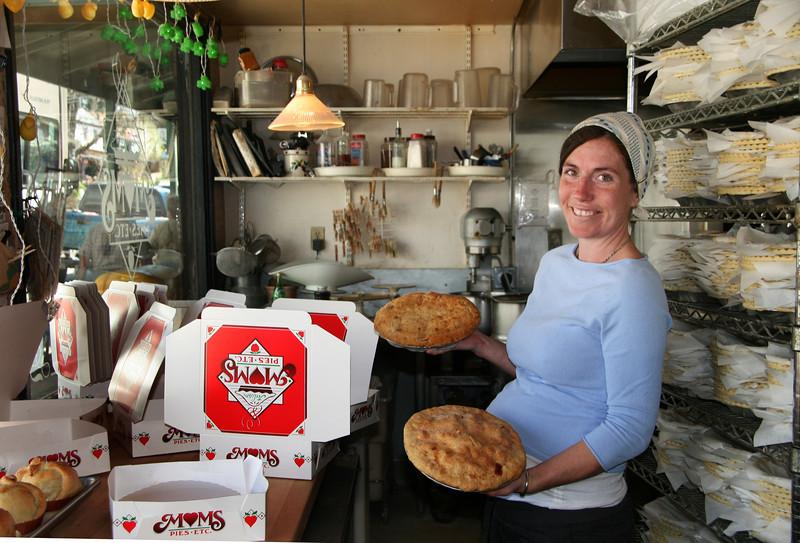 Mom's Pie Shop in Julian California
