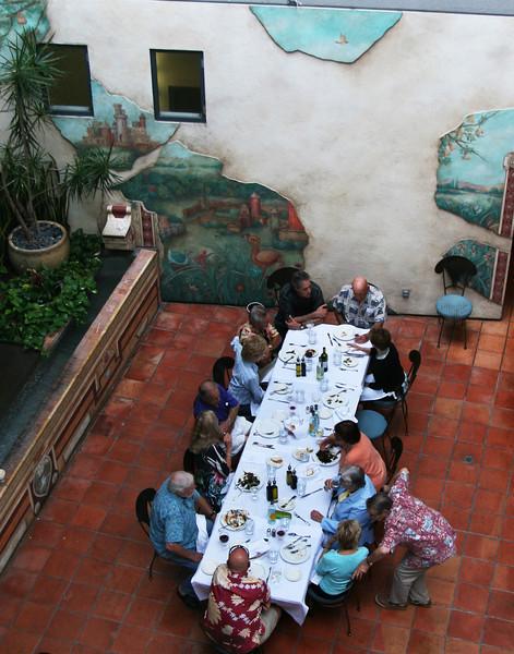 Dining, Al Fresco in Little Italy San Diego