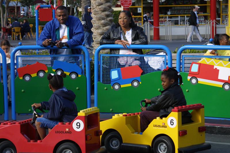LEGOLAND California, Driving School