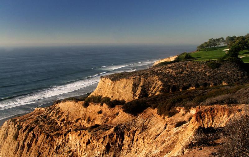 La Jolla, Cliffs at Torrey Pines Golf Course