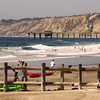 La Jolla Shores, Beach Activity
