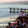 La Jolla Beach & Tennis Club, Sunset Meal on Beach