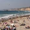 La Jolla Shores, Summer Beach Scene
