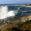 La Jolla, Crashing wave