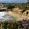 La Jolla, View South from Seal Beach