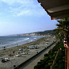 La Jolla, Couple Enjoying View from La Jolla Shores Hotel
