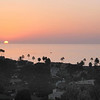 Sun Setting Over La Jolla