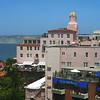 La Jolla, View Over La Jolla Inn & La Valencia Hotel