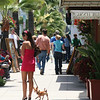 La Jolla Shopping Scene