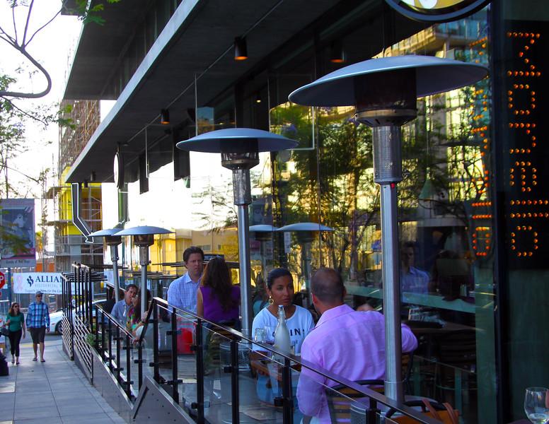 San Diego Little Italy, Monello Restaurant