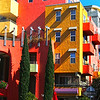 Little Italy San Diego, Colorful Condos ©Joanne DiBona