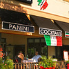 Little Italy San Diego, Diners at Spaghetteria © Joanne DiBona