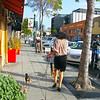 San Diego Little Italy, Dog Walk
