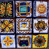 San Diego Little Italy, Street Tiles