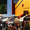Little Italy San Diego, Colorful Dining Scene ©Joanne DiBona