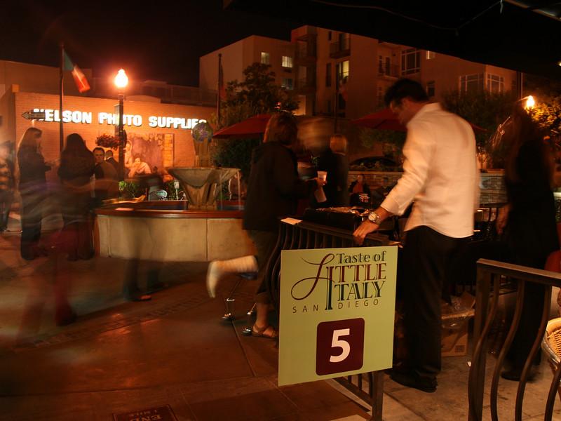 San Diego Little Italy, Taste of Little Italy Event