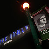 Little Italy San Diego, Sign and Banner ©Joanne DiBona