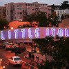 San Diego Little Italy, Neighborhood Sign