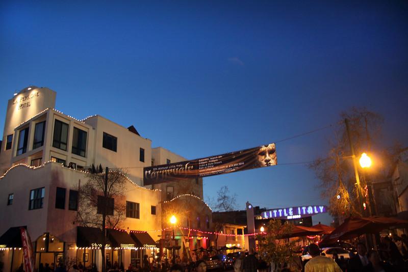 Little Italy San Diego, Carnevale ©Joanne DiBona