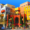 Little Italy San Diego, Colorful Architecture ©Joanne DiBona