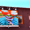 San Diego Little Italy, Wall Mural