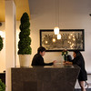 San Diego Little Italy, La Pensions Hotel Lobby