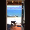 Las Animas Wilderness Lodge, View From Yurt