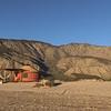 Las Animas Wilderness Lodge, Morning View on Yurts