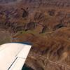 Baja AirVentures Flight to Baja from San Diego, View Over Baja Coastline