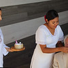 Grand Velas Los Cabos, check in aromatherapy