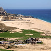 View onto Quivira Golf Club and The Towers at Pacifica
