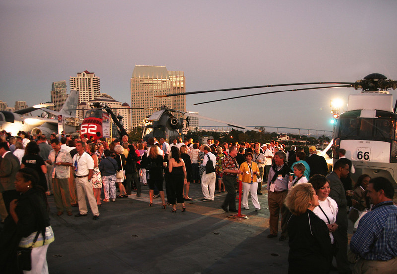 Midway Aircraft Carrier Museum, Special Event