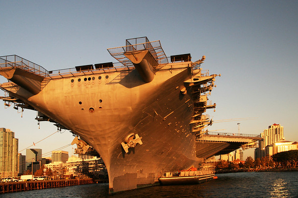 Midway Aircraft Carrier Museum, San Diego