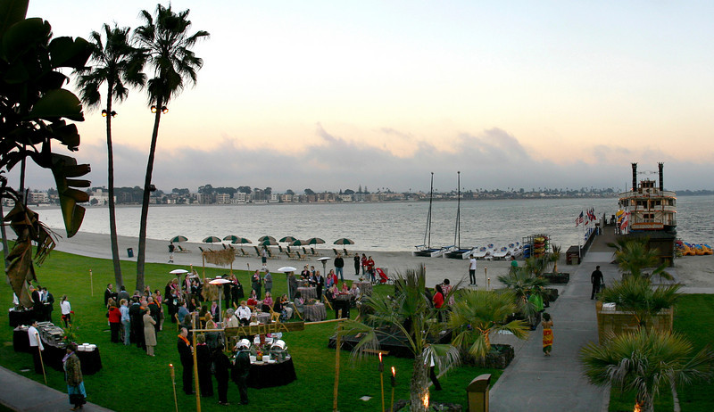 Mission Bay, Convention Special Event