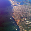 Mission Bay, Aerial View with Pt  Loma