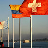 Mission Bay, Flags over Bay