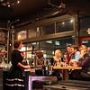 North Park, Linkery Restaurant Behind Bar
