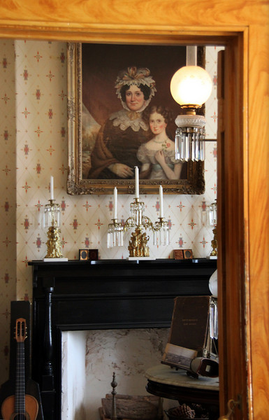 Old Town San Diego, Whaley House Interior