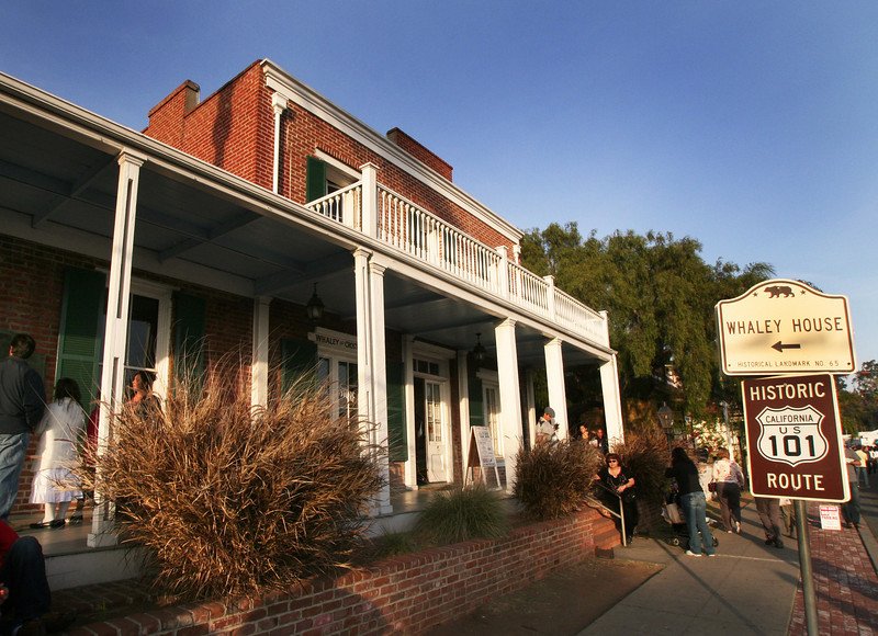 Old Town San Diego, Whaley House
