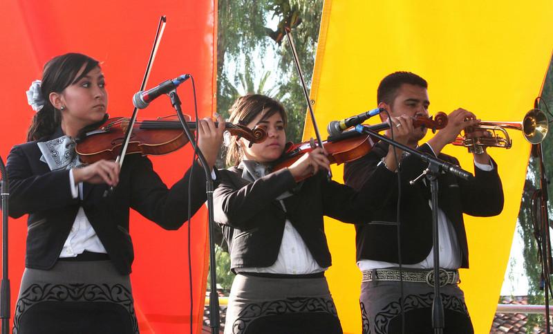 Old Town San Diego, Mariachi Musicians