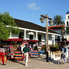 Old Town San Diego, Street Scene