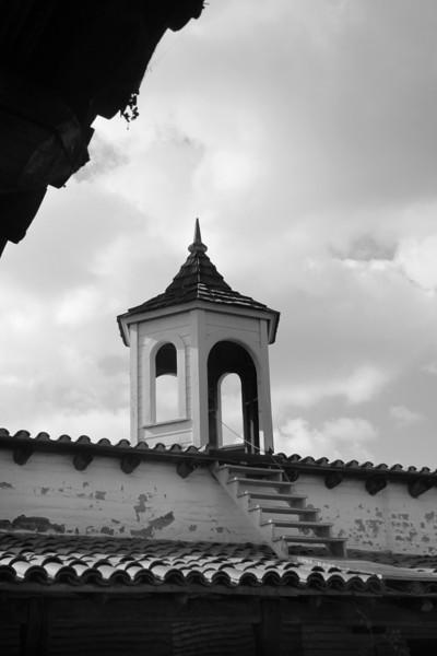 Old Town San Diego, Casa de Estudillo Cupola