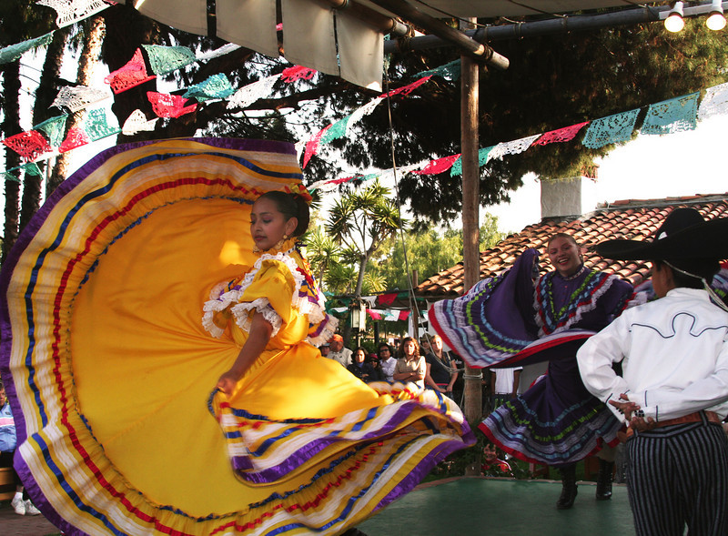 Old Town San Diego, Folkloristic Show