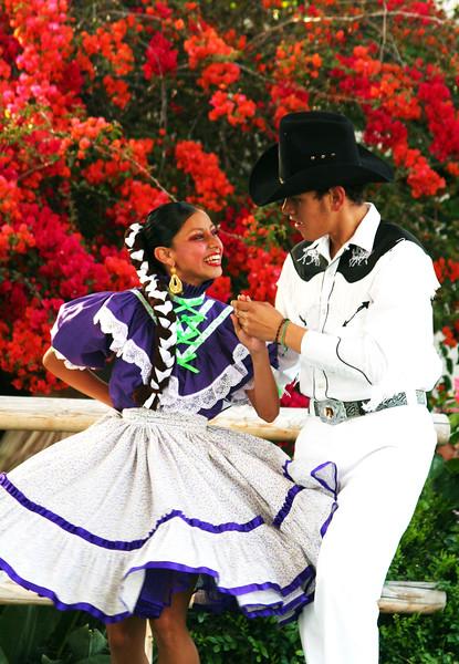 Old Town San Diego, Folk Dancers