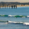 Pacific Beach San Diego, Surfers, North Beach
